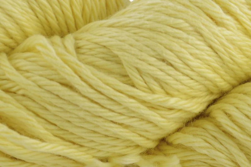 Cotton Supreme DK Yarn Universal Yarn 707 Yellow