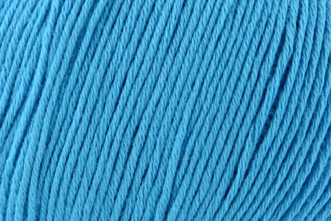 Cotton True Sport Yarn Fibra Natura 108 Island Blue