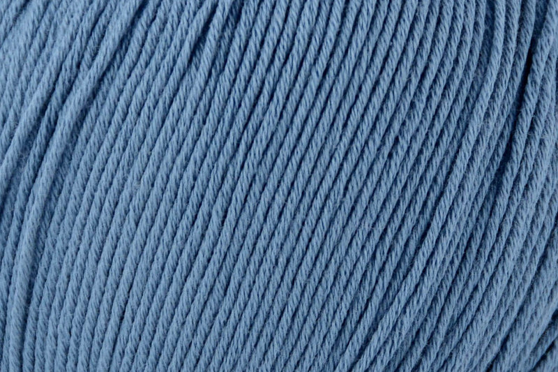 Cotton True Sport Yarn Fibra Natura 110 Stormy Blue