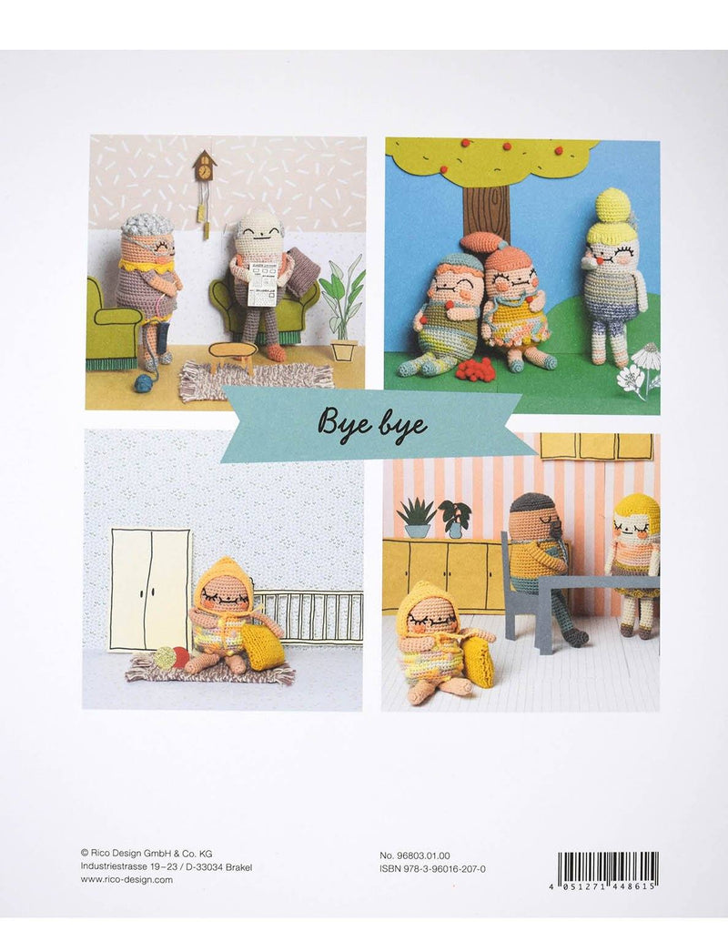 Ricorumi Crazy Cute Family Book Rico