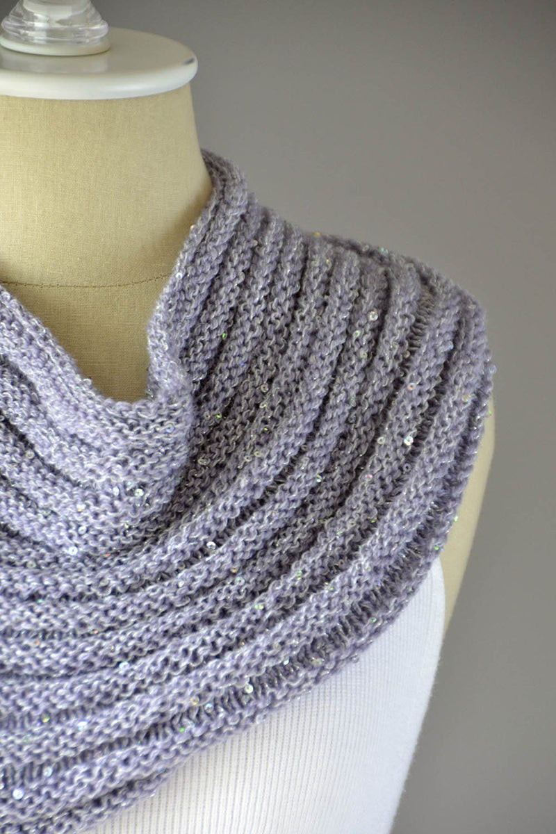 Crinkle Cowl Kit Rozetti Yarns