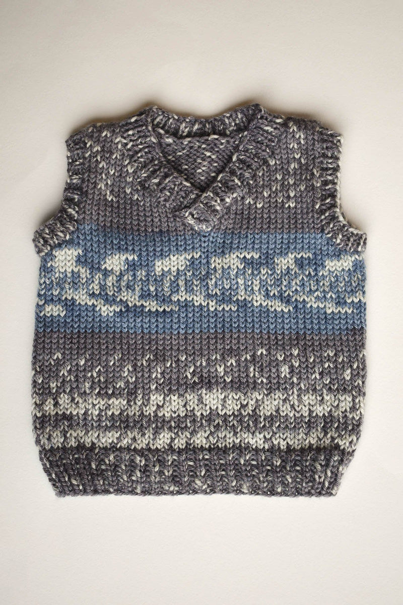 Cute Little Vest Pattern Universal Yarn
