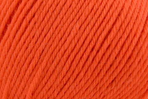 Deluxe DK Superwash Yarn Universal Yarn 802 Orange Autumn