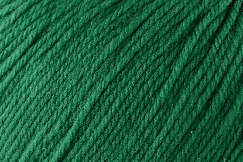 Deluxe Worsted Superwash Yarn Universal Yarn 738 Christmas Green