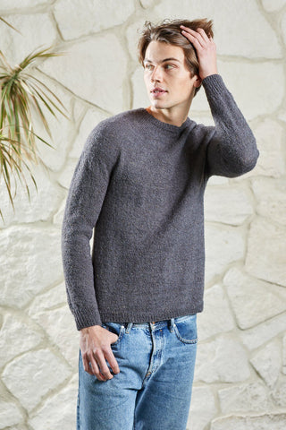 FASHION MODERN TWEED - Sweater and Cushion