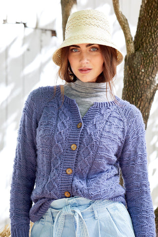 Paintbox Cardigan