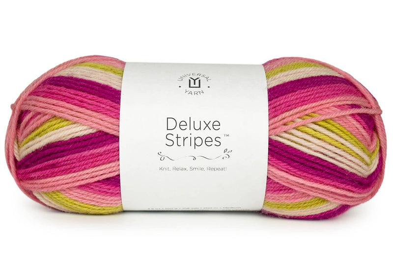 Deluxe Stripes Yarn Universal Yarn