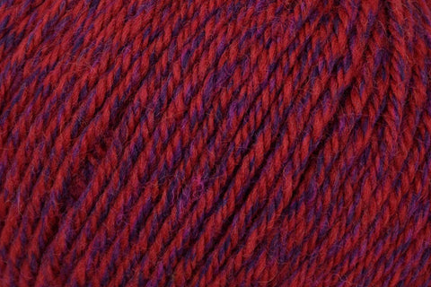 Deluxe Worsted Superwash Yarn Universal Yarn 763 Red Rustic