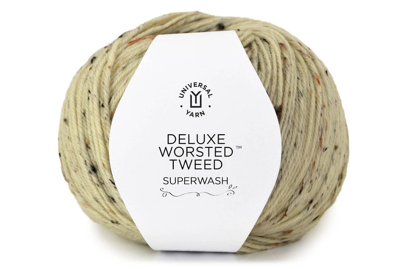 Deluxe Worsted Tweed Yarn Universal Yarn
