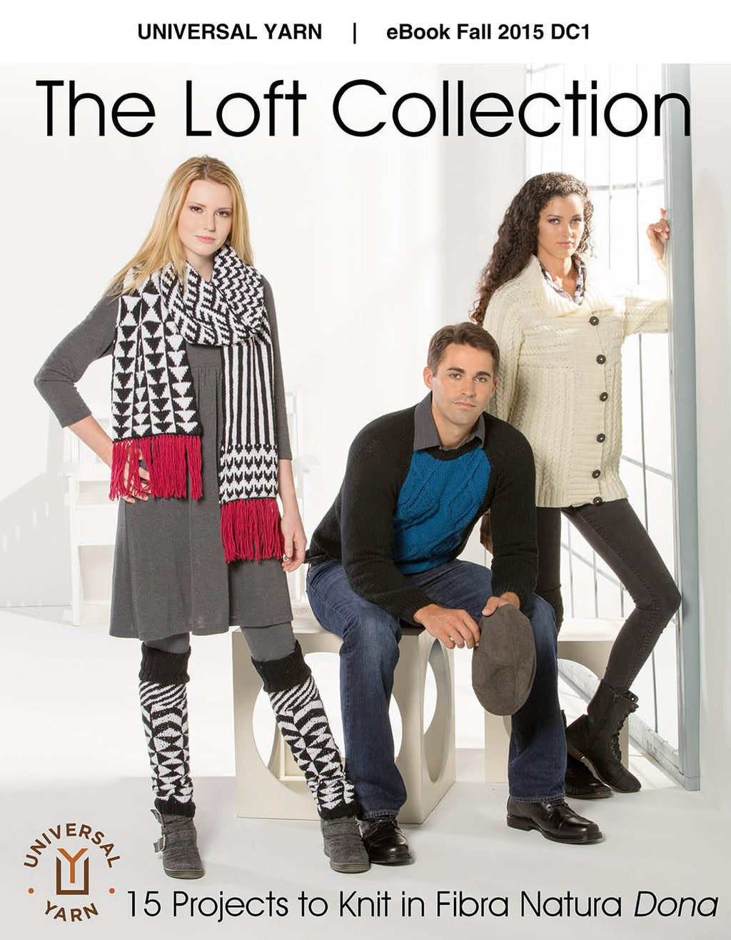 Dona Loft Collection Pattern Fibra Natura