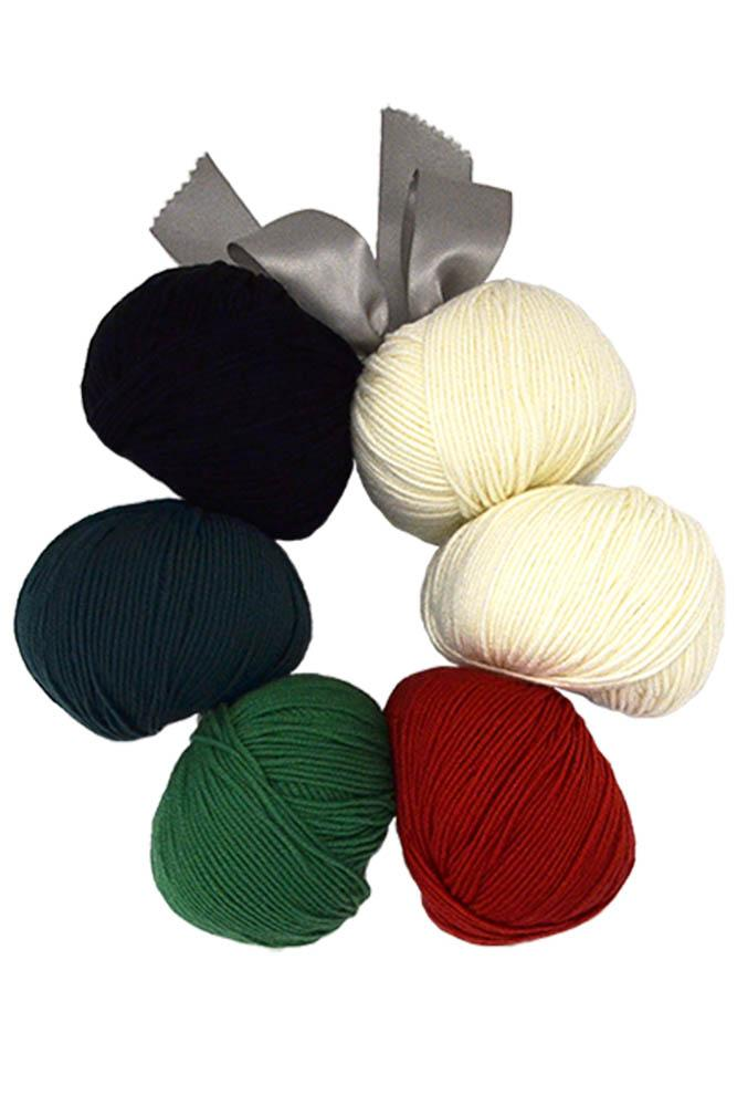 Dona Color Kits - Holiday Kit Universal Yarn
