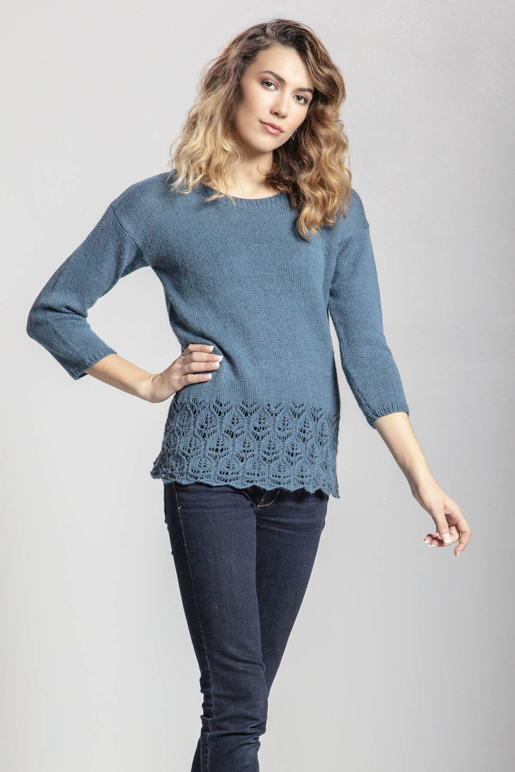 Dragonfly Pullover