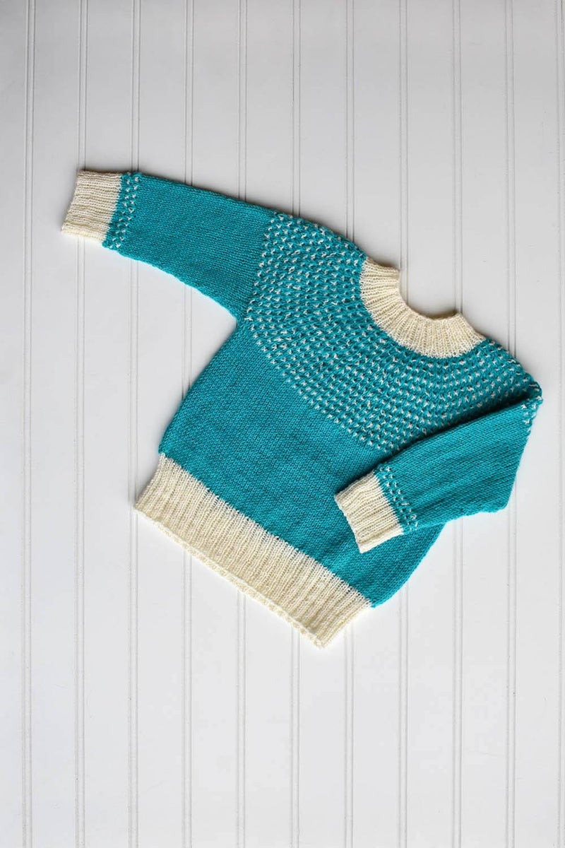 Drizzle Sweater Pattern Universal Yarn