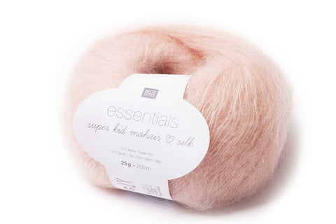 Rico Design Essentials Super Kid Mohair Loves Silk