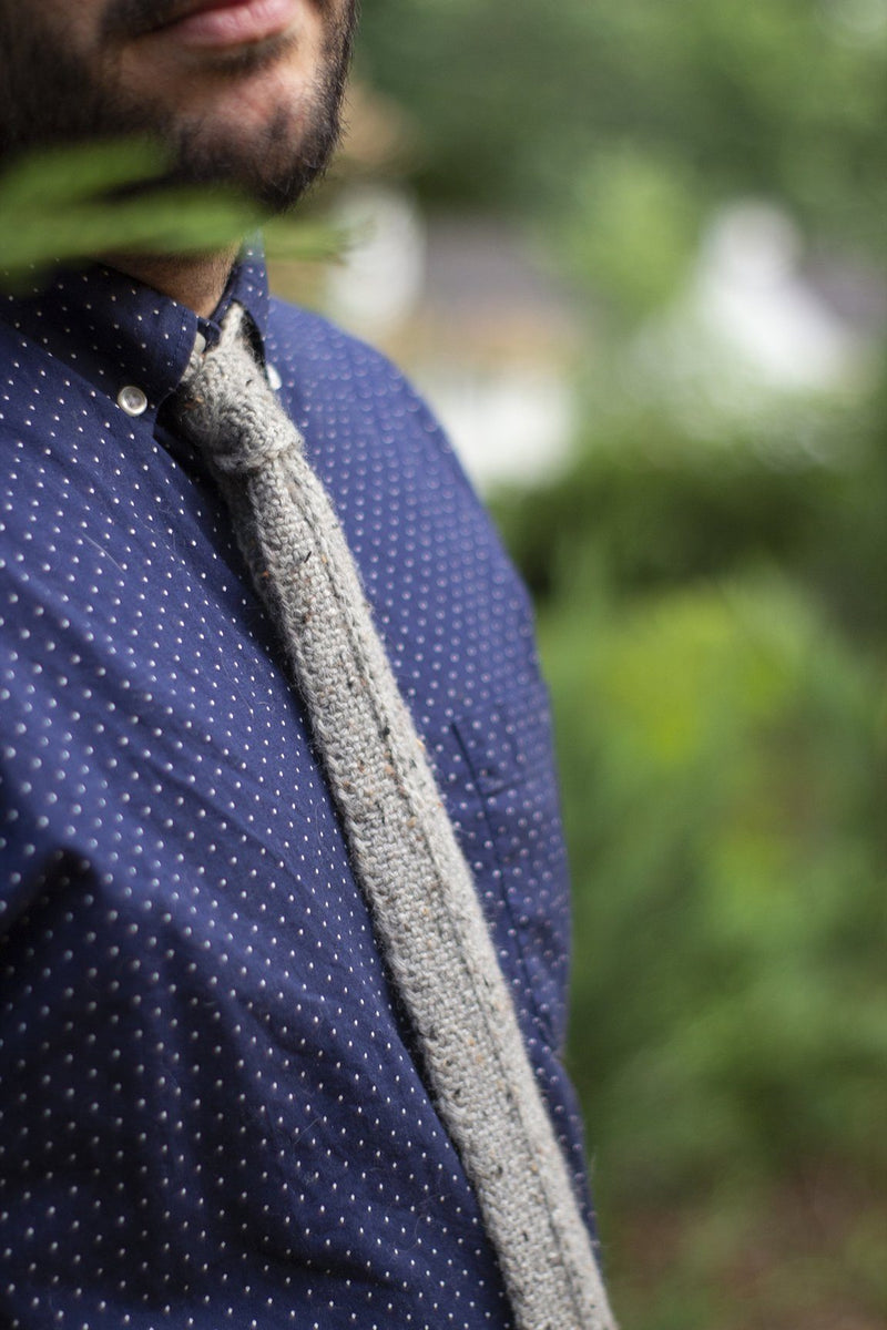 Father's Day Tie Pattern Universal Yarn