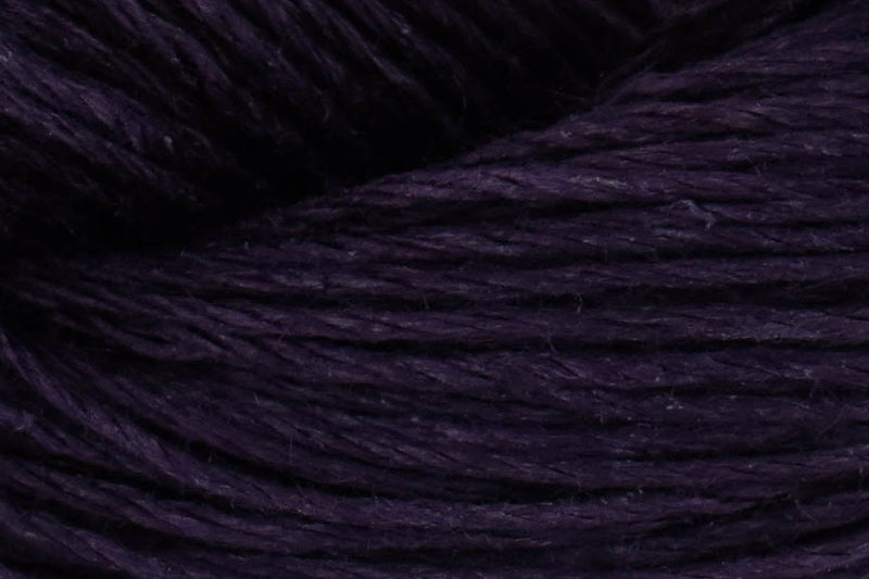 Flax Yarn Fibra Natura 29 Seriously Purple