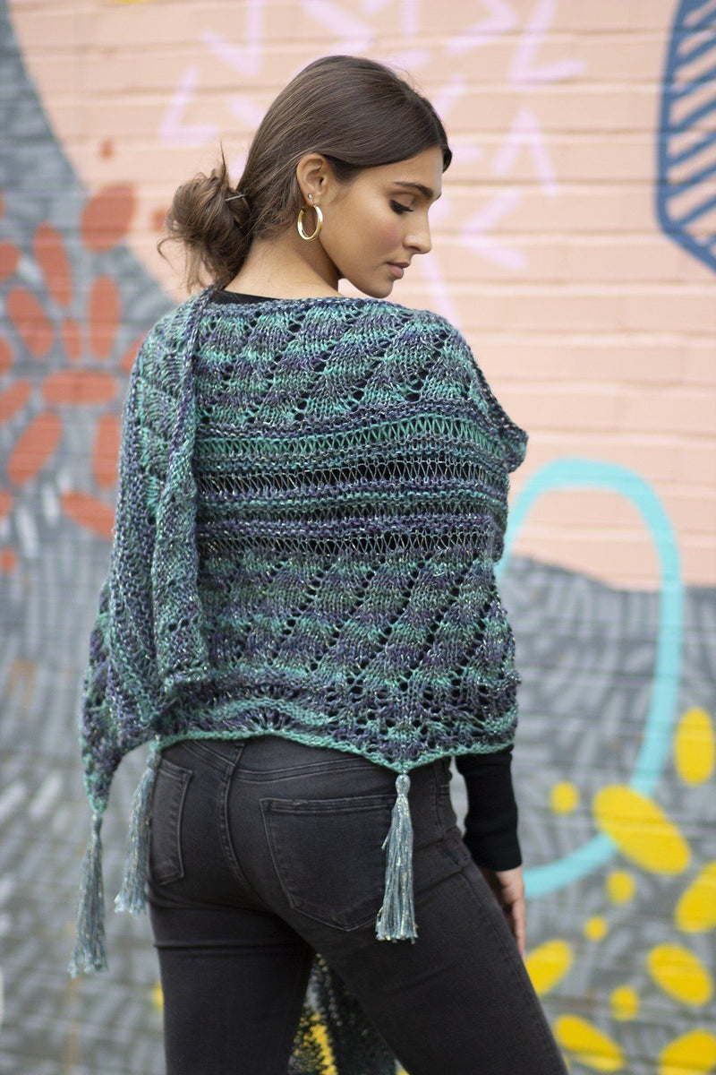 Flicker Pattern Universal Yarn