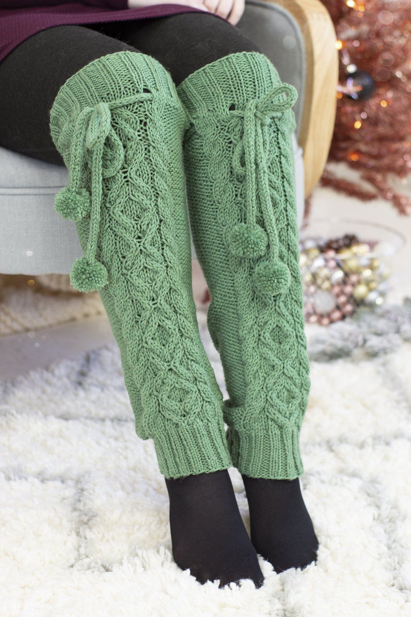 Forest Fir Pattern Universal Yarn