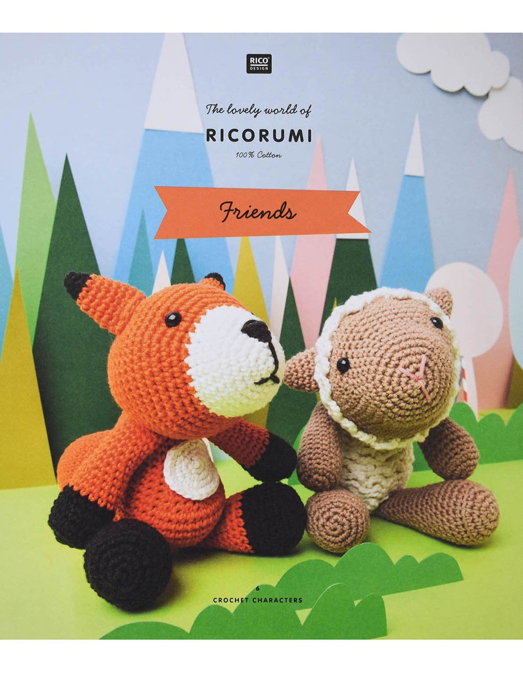 Ricorumi Friends Book Rico