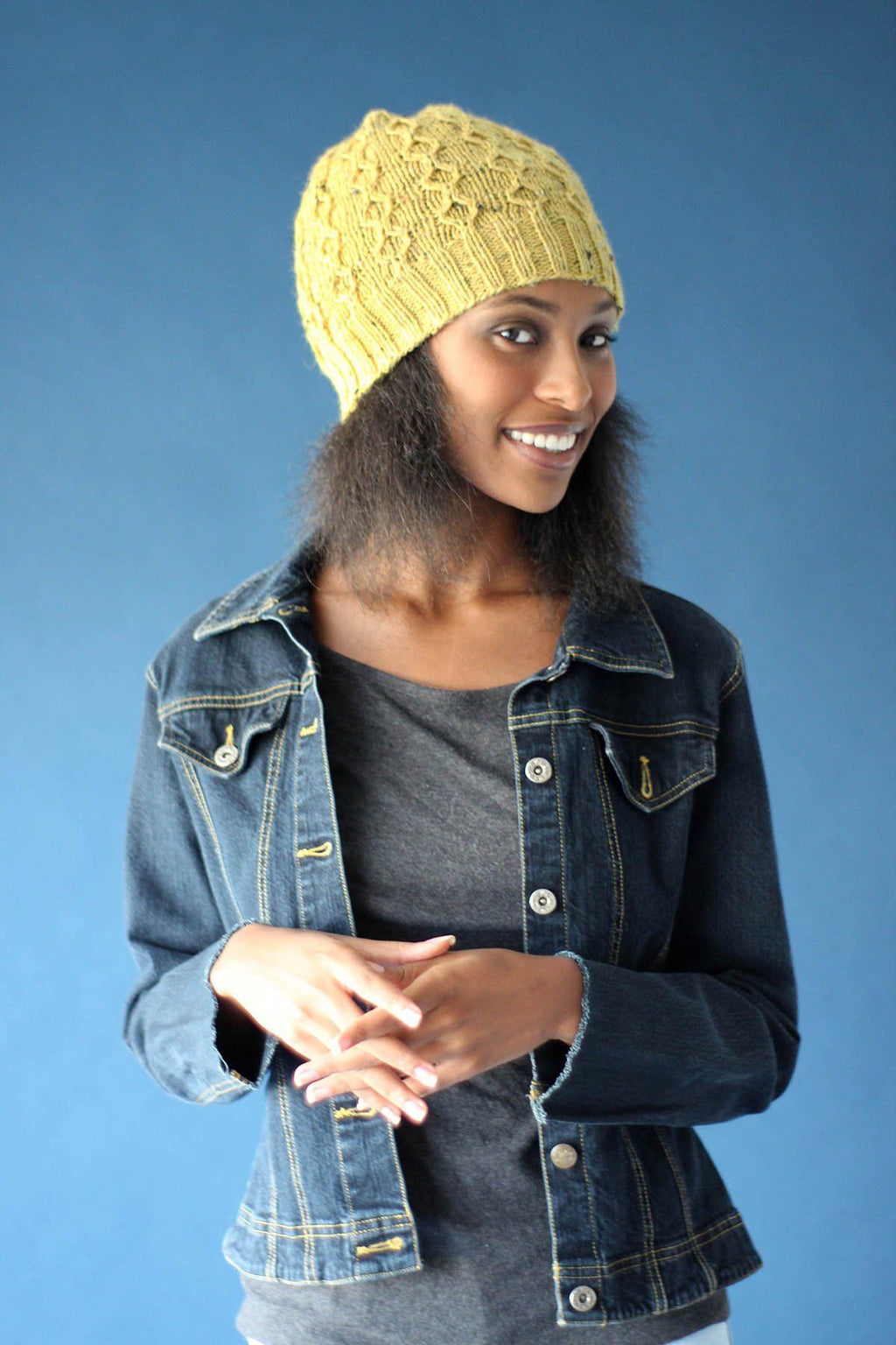 Cosign Cap Pattern Universal Yarn