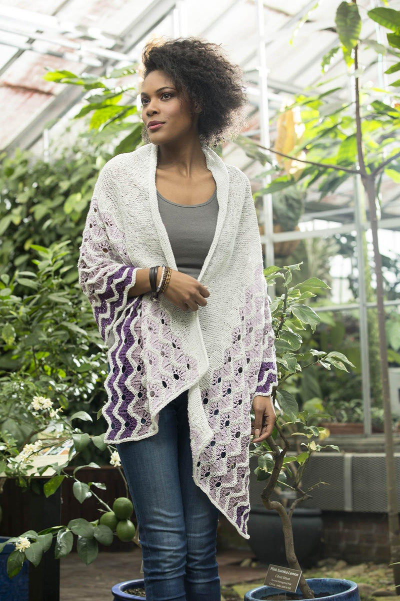 Gradiate Shawl Kit Fibra Natura