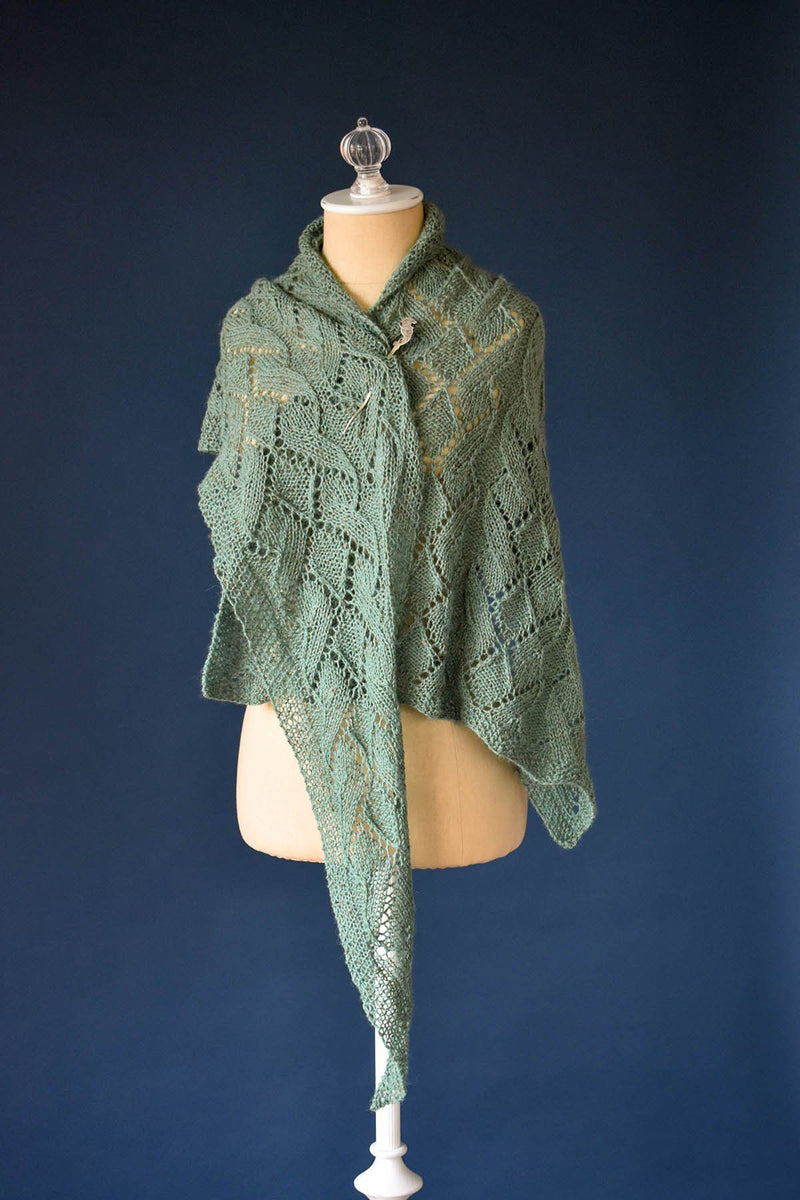 Arum Shawl Kit Kit Universal Yarn