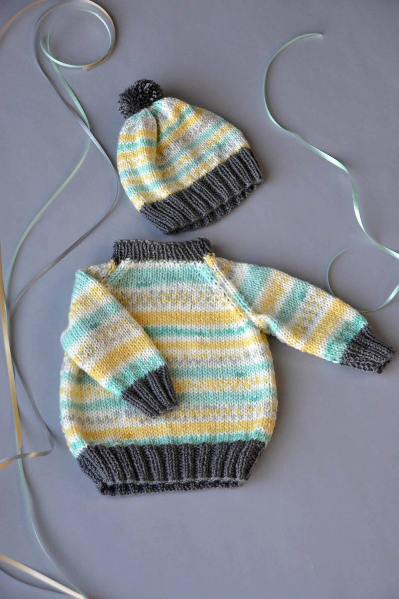 Hey Baby Pattern Universal Yarn
