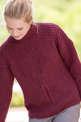 Hickory Grove Pullover