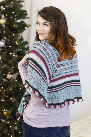 12 Days - Snowdrift Cowl Kit