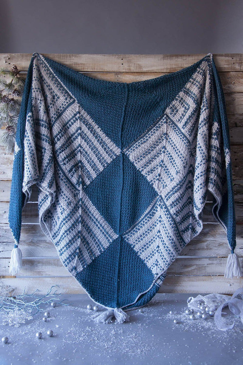 Cardamom and Clove Cover Pattern Universal Yarn