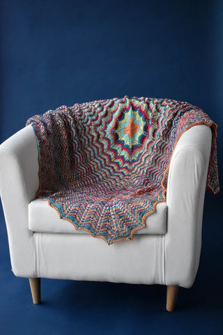 Magical Mystery Throw