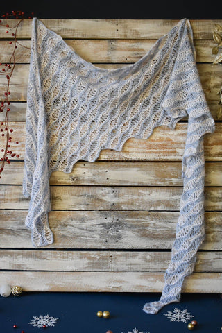 Flower Fence Sweater