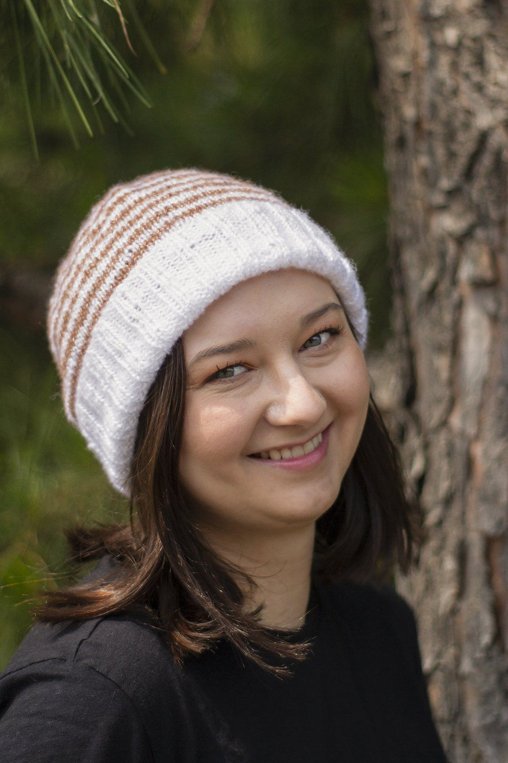 Inverse Hats Pattern Rozetti Yarns
