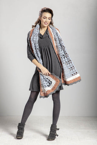 Woven Sky Throw
