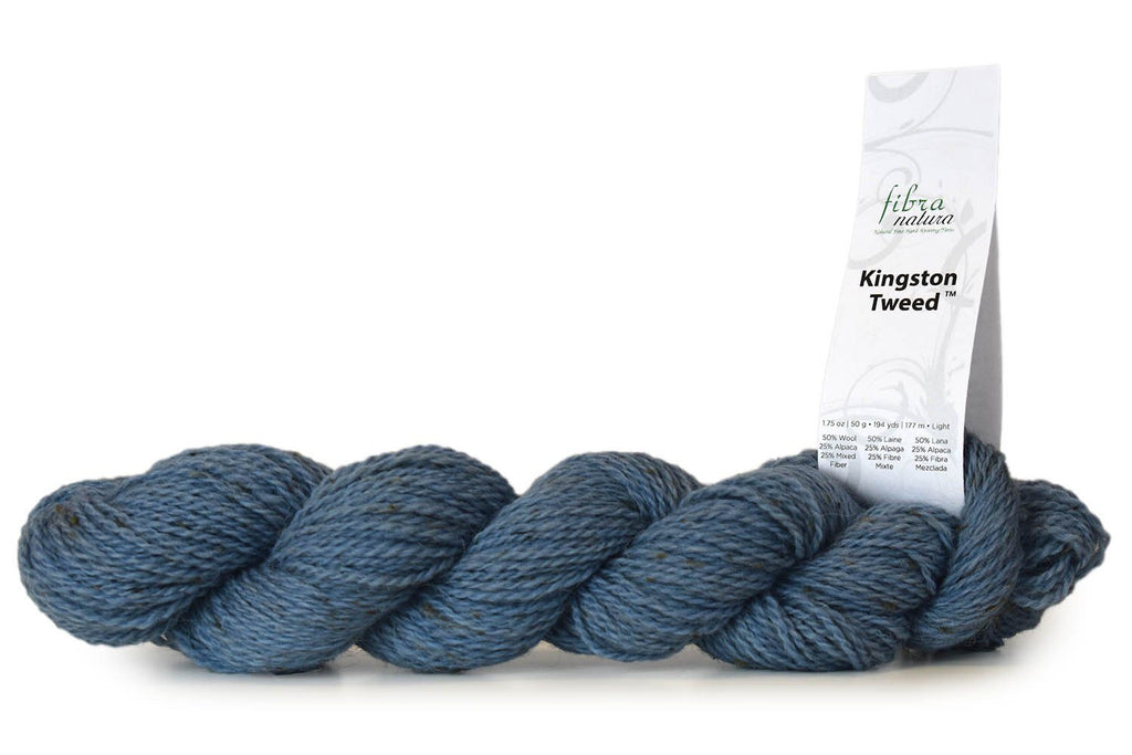 Kingston Tweed Yarn Fibra Natura