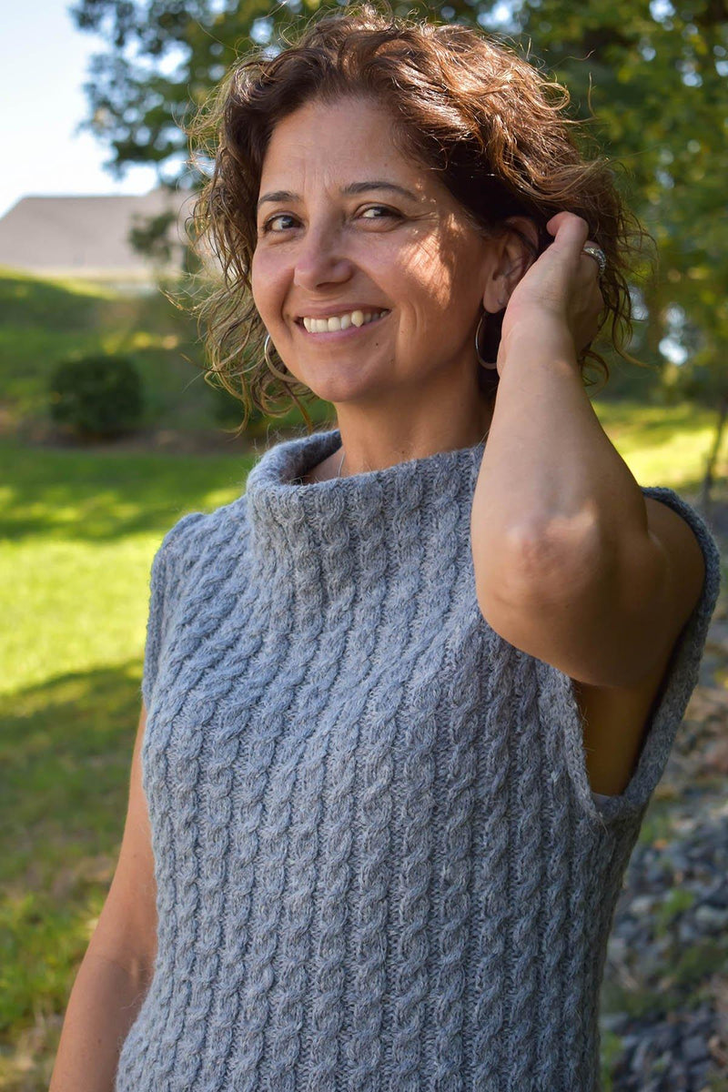 Link Sweater Pattern Universal Yarn