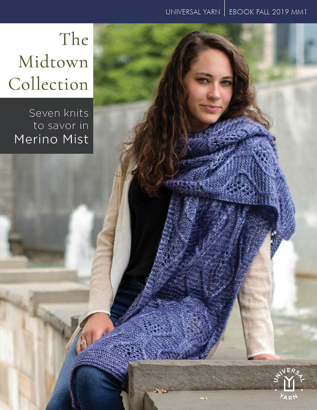 The Midtown Collection Pattern Universal Yarn