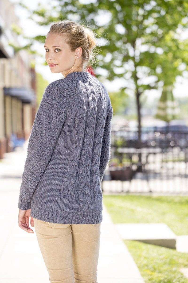 Mount Mitchell Tunic Pattern Universal Yarn