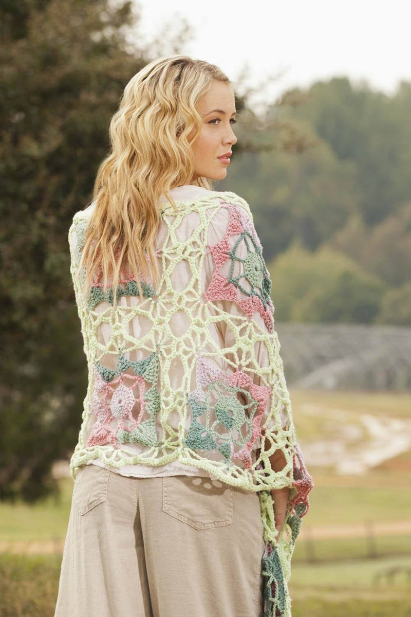 Cotton Supreme Book 4: Fresh Air Pattern Universal Yarn