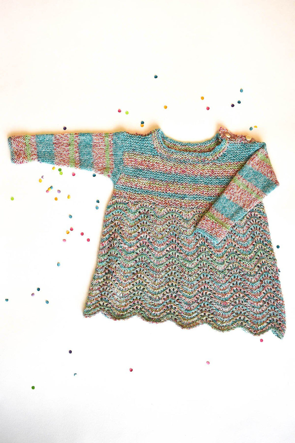 Playtime Dress Pattern Universal Yarn