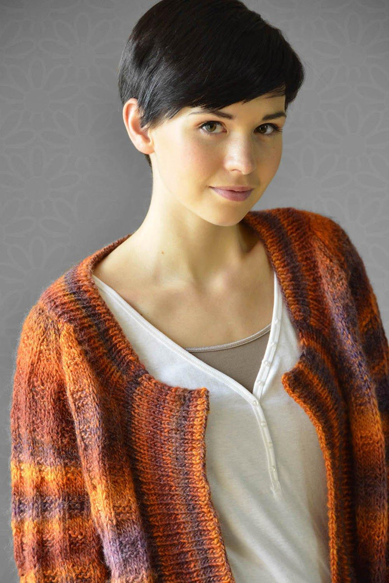 Puckered Pattern Universal Yarn