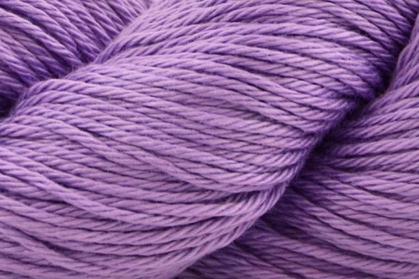 Radiant Cotton Yarn Fibra Natura 802 Viola