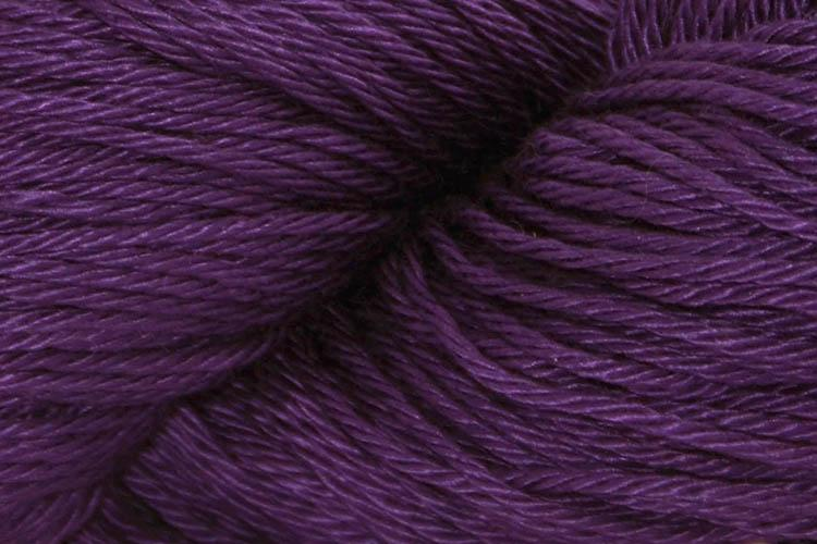 Radiant Cotton Yarn Fibra Natura 803 Grape