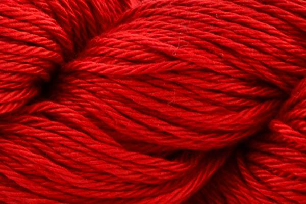 Radiant Cotton Yarn Fibra Natura 804 Ruby