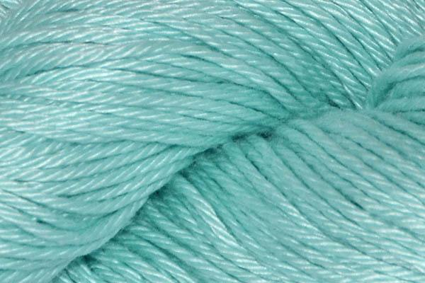Radiant Cotton Yarn Fibra Natura 810 Skylight