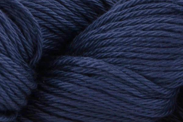 Radiant Cotton Yarn Fibra Natura 817 Shadow Blue