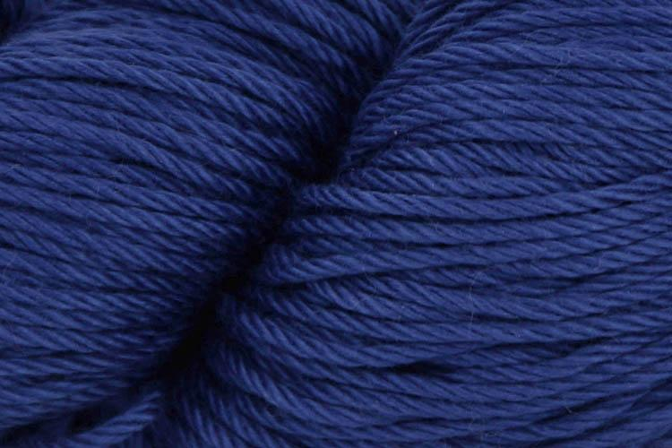 Radiant Cotton Yarn Fibra Natura 818 Bluest