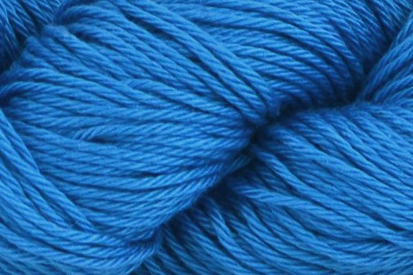 Radiant Cotton Yarn Fibra Natura 819 Sky Blue