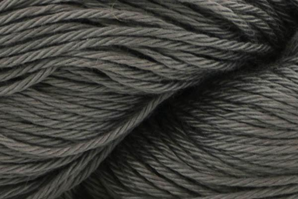 Radiant Cotton Yarn Fibra Natura 822 Steel Gray