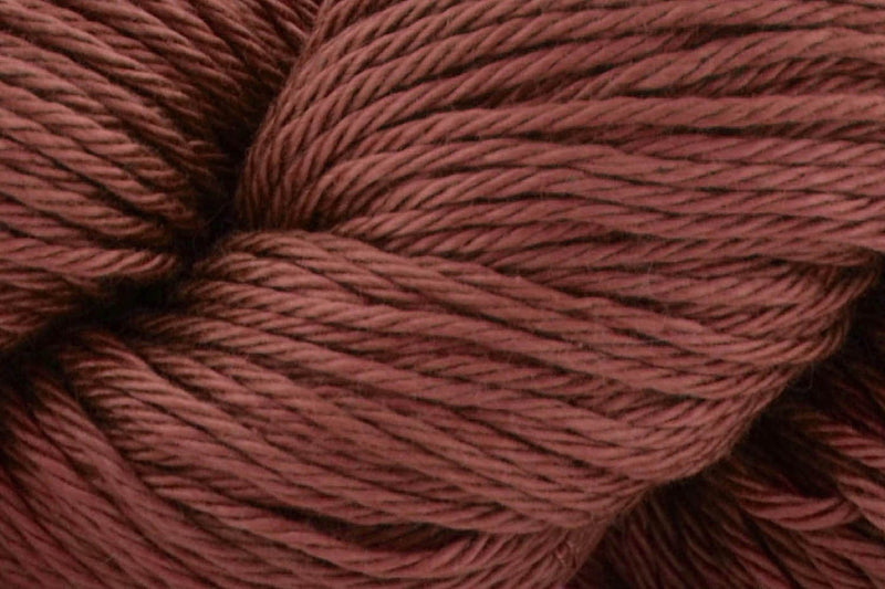 Radiant Cotton Yarn Fibra Natura 826 Rosy Mauve